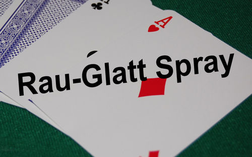 Rau-Glatt Spray